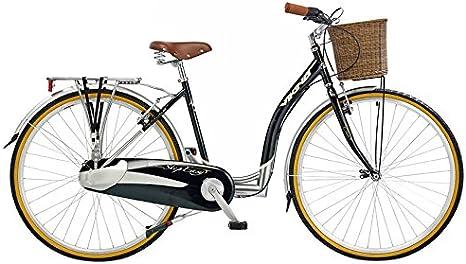 Viking Step Easy - Bicicleta de paseo para mujer, cuadro de 18 ...