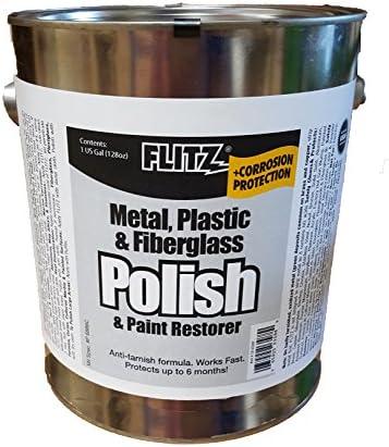 Flitz CA 03588 Plastic Fiberglass