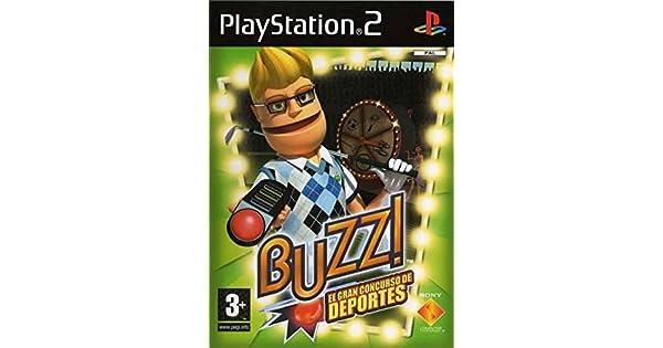Sony Buzz! El Gran Concurso de Deportes - PS2 vídeo - Juego ...