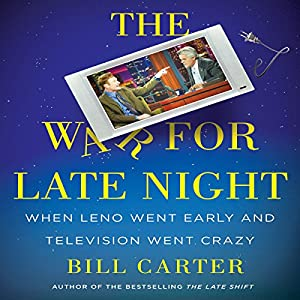The War for Late Night Audiobook