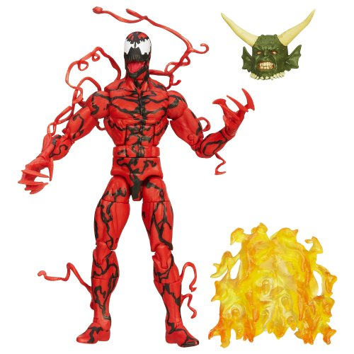carnage marvel figure - 7