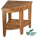 Teak Shower Bench, Teak Shower Stool, Indonesia Legal Wood