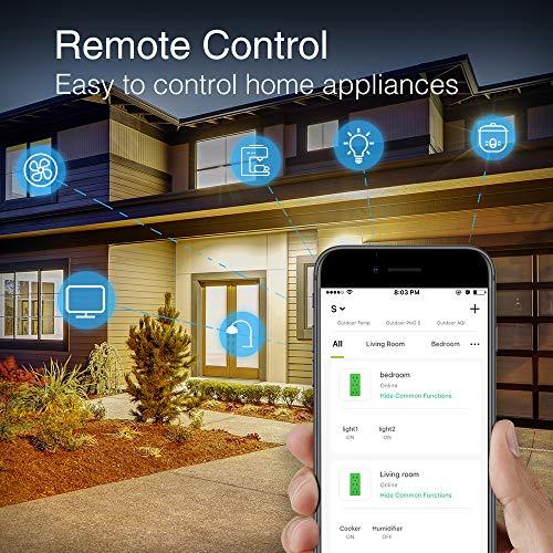 SHOPUS | Smart Plug Gosund Wifi Dual Extender Outlet Works