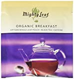 Mighty Leaf Organic Breakfast Tea, 100 Tea Pouches