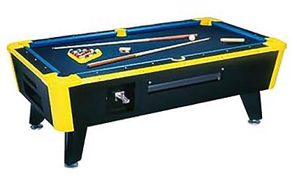 Amazoncom Great American Neon Home Billiards Pool Table - Neon pool table