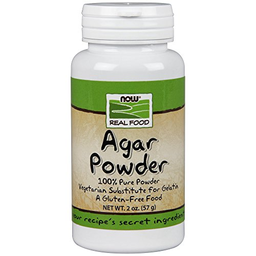 (NOW Foods, Agar Powder, 2-Ounce)