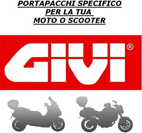 SR8201 GIVI PORTE-BAGAGES MOTOGUZZI V7