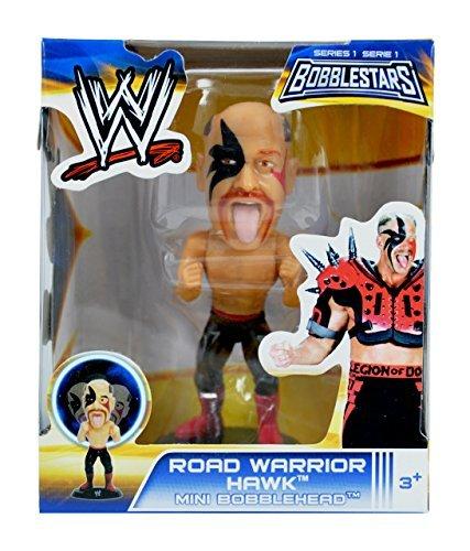 WWE 3.5 Bobble Head Figures-Road Warrior Hawk by WWE