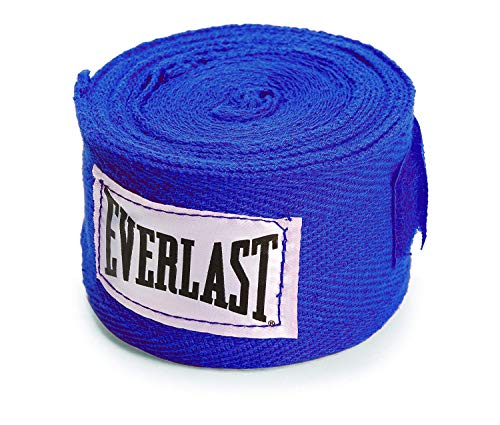 "Everlast 120"" Handwraps - Blue"