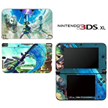 The Legend of Zelda: Skyward Sword Decorative Video Game Decal Cover Skin Protector for Nintendo 3DS XL Model: (Electronics Consumer Store)