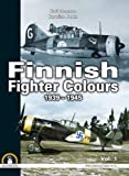 img - for Finnish Fighter Colours 1939-1945. Volume 1 (White Series) book / textbook / text book