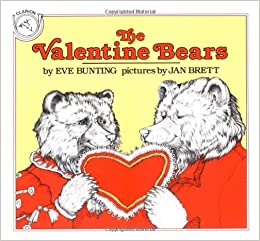 The Valentine Bears Eve Bunting Jan Brett 9780899193137
