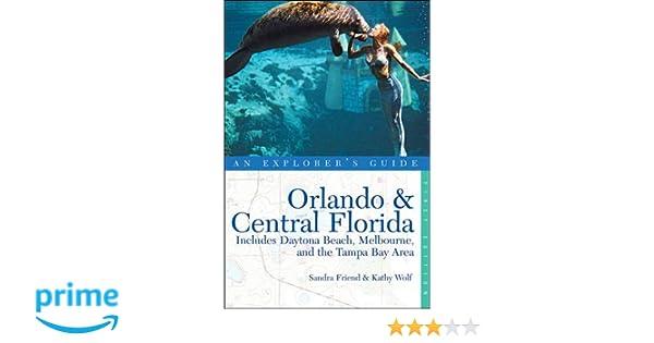 explorers guide orlando central florida explorers complete