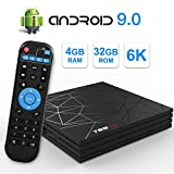 Sidiwen Android 9.0 TV Box T95 MAX Smart Box 4GB RAM 32GB ROM