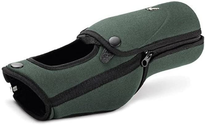 Green and Black Swarovski Optik Stay-On-Case Fits ATX Ocular
