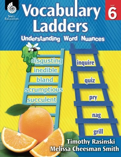 Vocabulary Ladders -