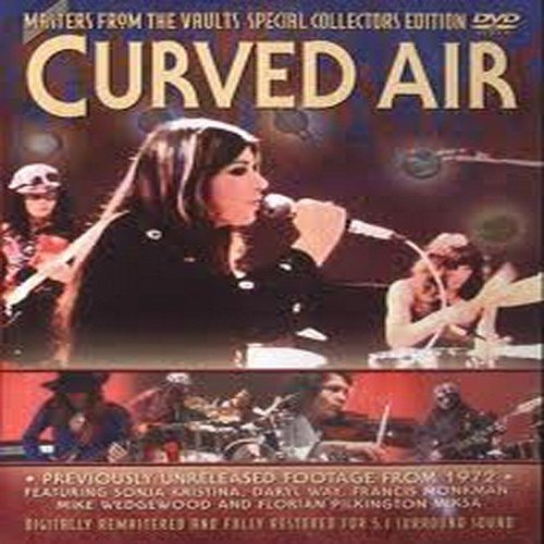 CURVED AIR - Masters From The Vaults