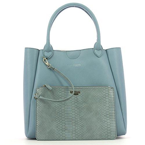 Shopper Topazio Azzurro