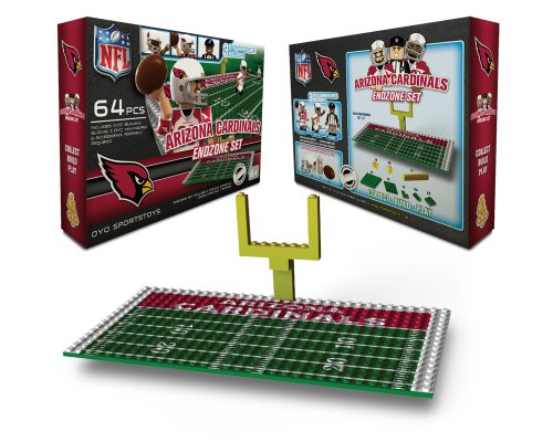 NFL Arizona Cardinals Endzone Toy