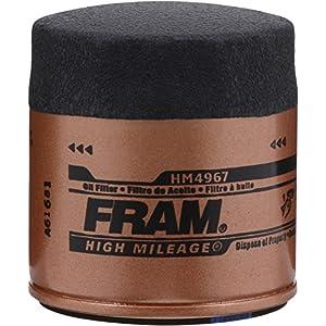 FRAM HM4967 High Mileage Oil Filter