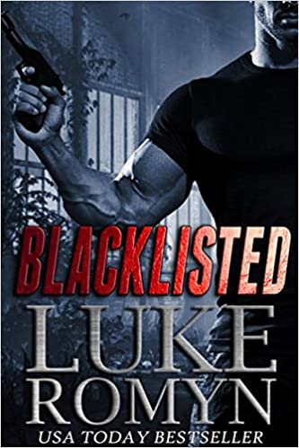 Amazon Fr Blacklisted Luke Romyn Livres