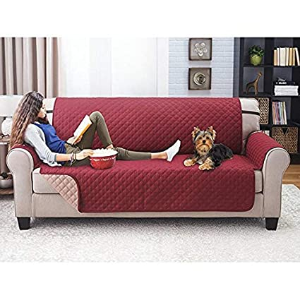 Fantastic Amazon Com Auoker Sofa Couch Slipcover Reversible Camellatalisay Diy Chair Ideas Camellatalisaycom