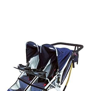 bob duallie infant car seat adapter for 2006 2010 strollers rear facing child. Black Bedroom Furniture Sets. Home Design Ideas