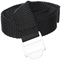 Baby Buddy Toddler Harness with Tether Leash Safety Strap, Black