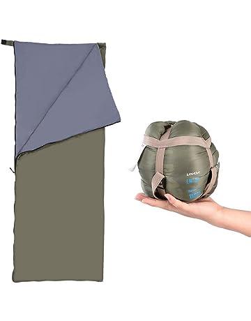 6de70758994 Lixada Saco de Dormir Ultraligero Compresible Multifuncional Saco de Dormir  Rectangular 190 * 75cm 680g