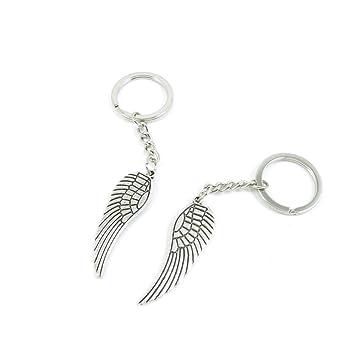 Amazon.com: Llavero Llavero s4dm4 alas de ángel llavero ...