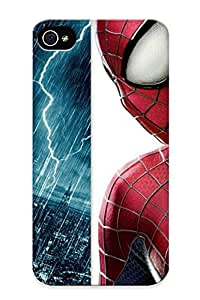 Christmas Gift - Tpu Case Cover For Iphone 5c Strong Protect Case - Amazing Spiderman 2 Action Adventure Fantasy Comics (72) Design
