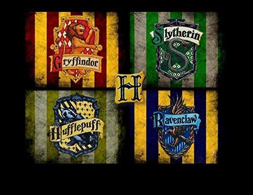 Harry Potter Image - Harry Potter Hogwarts Edible Image Photo Cake Topper Sheet Personalized Custom Customized Birthday - 1/4 Sheet - 78028
