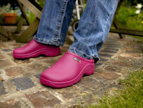 Town & Contry WFW522 - Botas de agua (número 42), color rosa
