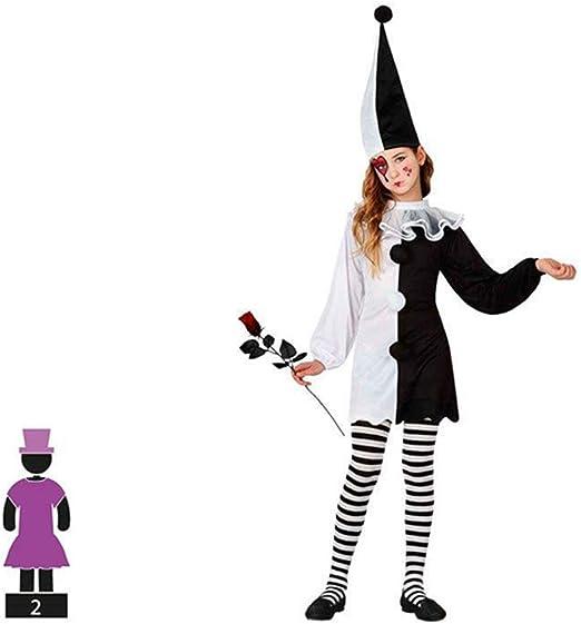 Cisne 2013, S.L. Disfraz de 2 Piezas para Carnaval Infantil niña y ...