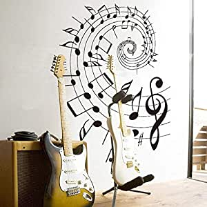 DIY Removable Wall Stickers For Living Room Home Decor - Staff