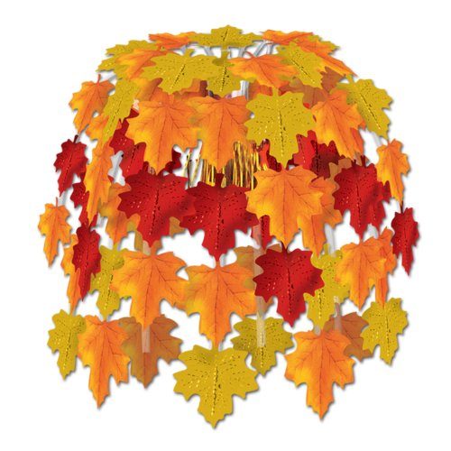 Leaves Autumn Cascade Party Accessory product image