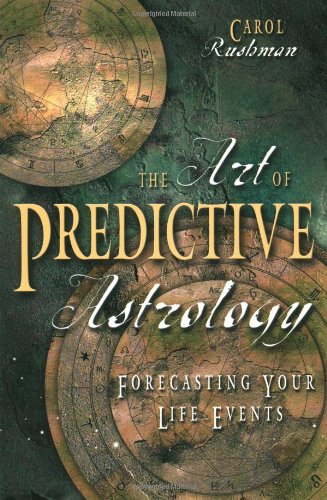 Download The Art of Predictive Astrology: Forecasting Your Life Events pdf epub