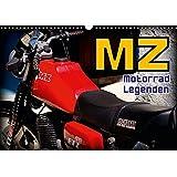 Motorrad-Legenden - MZ (Wandkalender 2017 DIN A3 quer): Das DDR-Motorrad MZ auf Kuba (Monatskalender, 14 Seiten) (CALVENDO Mobilitaet)