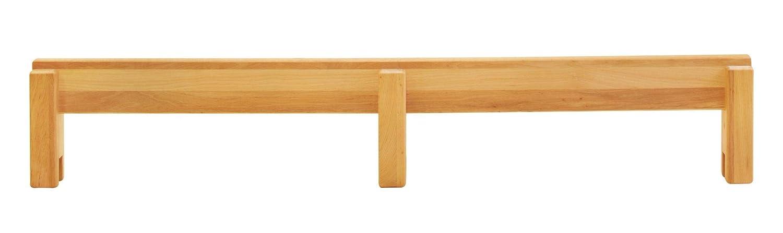 Bio-Kinder Protección para la cama litera Noah madera masivo, L 160 cm