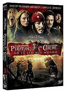 Piratas del Caribe: En el Fin del Mundo [DVD]: Amazon.es: Johnny ...