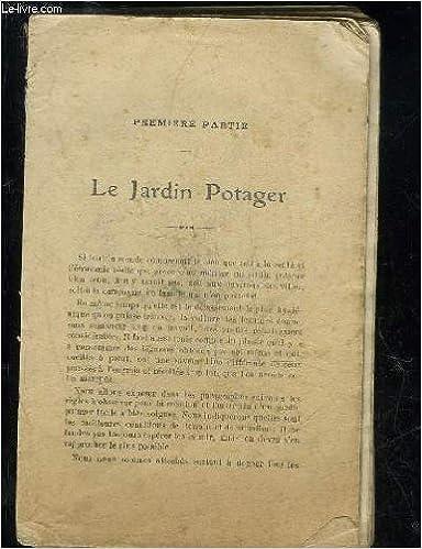 Livres audio à télécharger gratuitement LE JARDIN POTAGER PDF iBook PDB