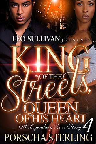 Queen of His Heart 4: A Legendary Love Story (English Sterling Queens)