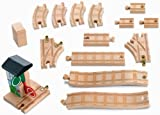 thomas train pack - Thomas the Train Wooden Railway Deluxe Figure 8 Expansion Track Pack