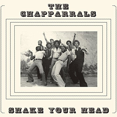 Chapparrals - Shake Your Head (LP Vinyl)