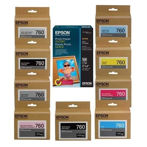 Epson T760 Complete Set #KP600PC