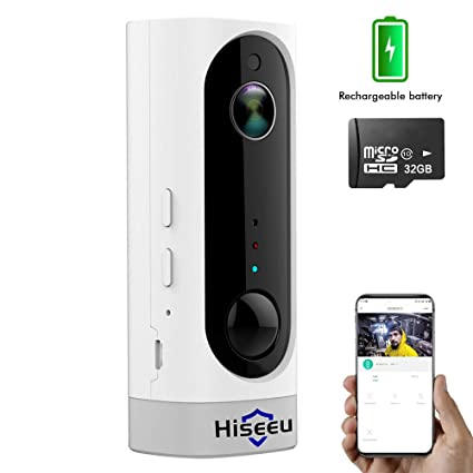 Battery Operated Security Camera >> Amazon Com 32gb Preinstalled Battery Operated Security Camera