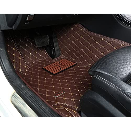 Worth-Mats Custom Fit Luxury XPE Leather Waterproof Floor