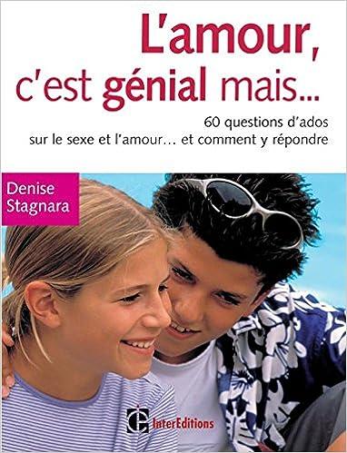 Amazon Fr L Amour C Est Genial Mais 60 Questions D