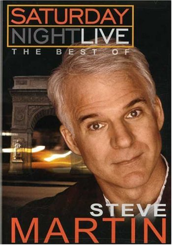 Saturday Night Live: The Best of Steve Martin