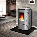NextStep Serenity Wood Pellet Stove with Smart Controller - Serenity Stove Keeps All of Your Warmth Inside.